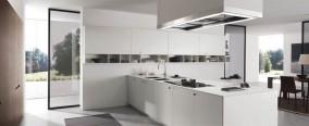 Schuifpui als onderdeel van de keuken